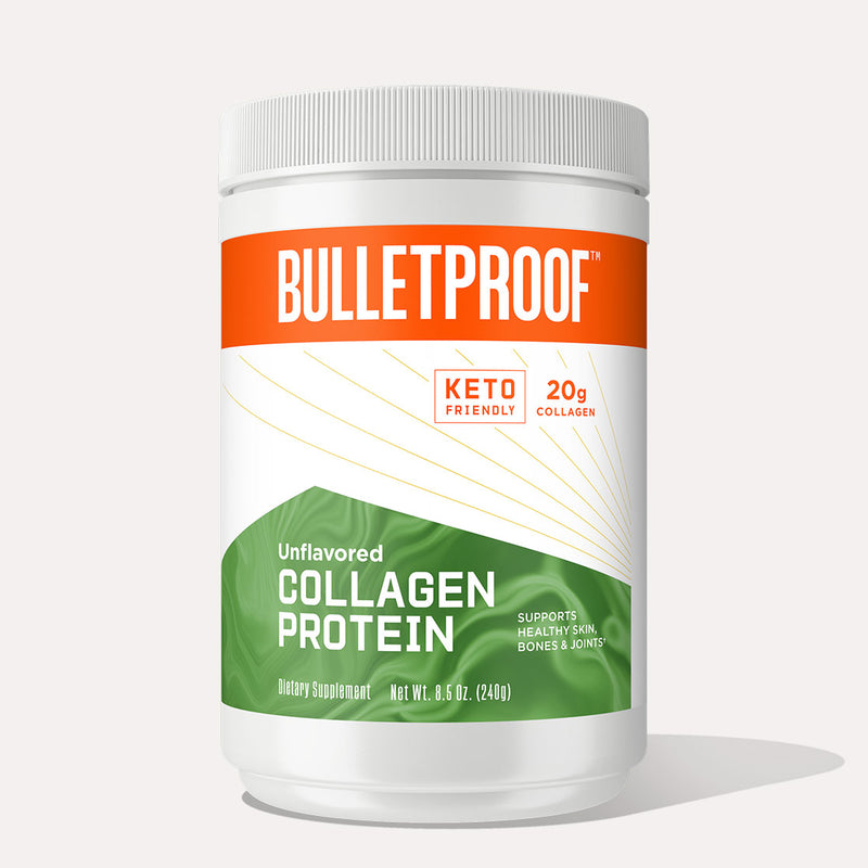 Bulletproof Collagen Protein Unflavored 8.5oz