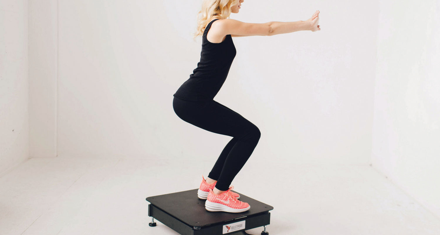 Whole Body Vibration Training (WBVT)- What is it? Is it good for you?