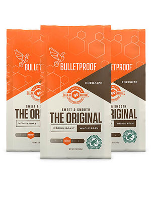 Bulletproof coffee packs