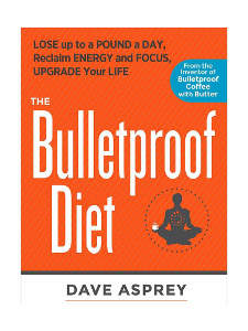 Bulletproof Diet Paperback Book