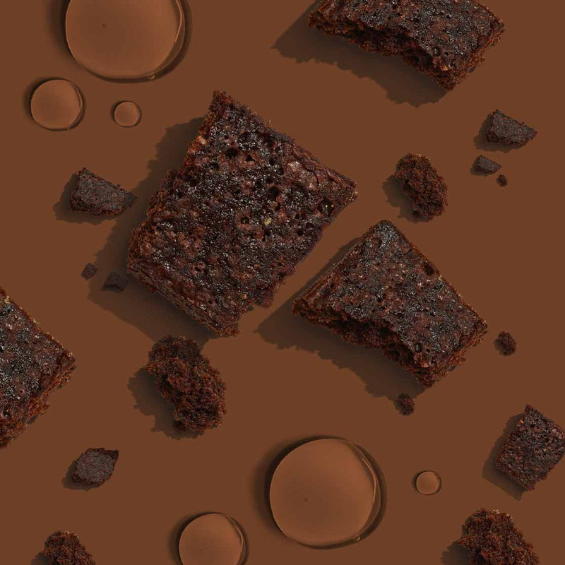 Bulletproof Collagen Protein Fudge Brownie bar bites