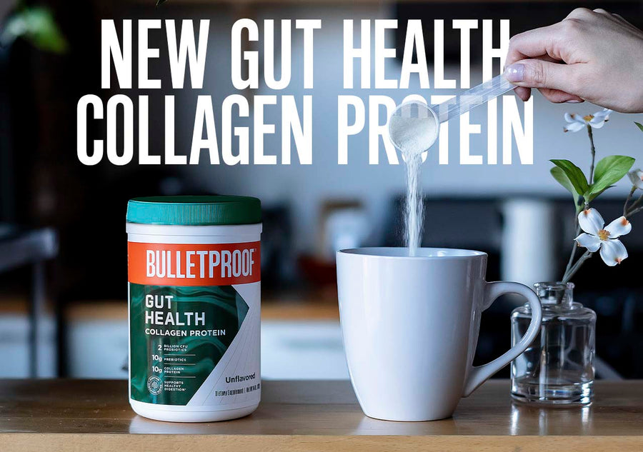 New Gut Health Collagen Protein