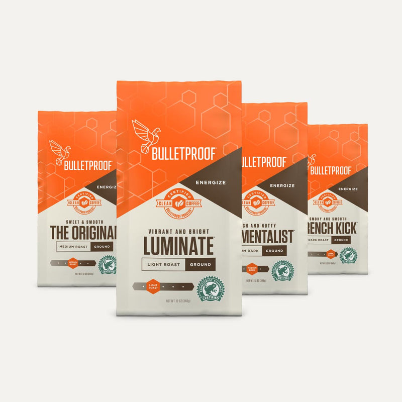 Bulletproof Coffee bags