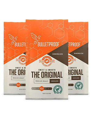 Bulletproof Coffee Packs Original 12oz Ground