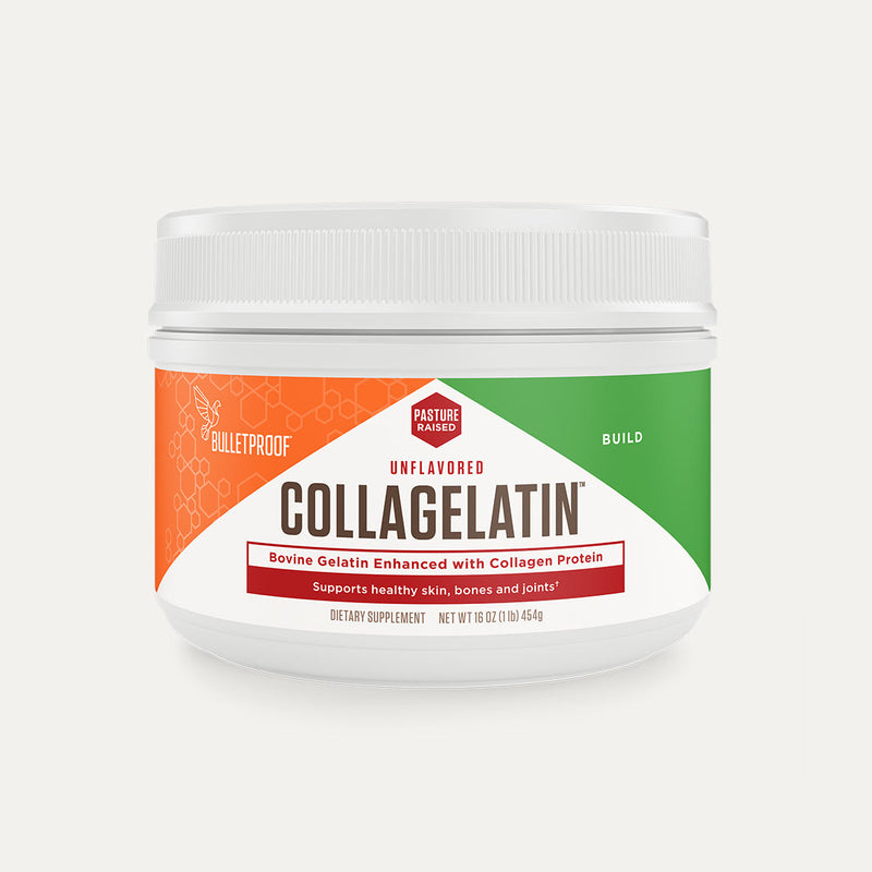Bulletproof Collagelatin tub