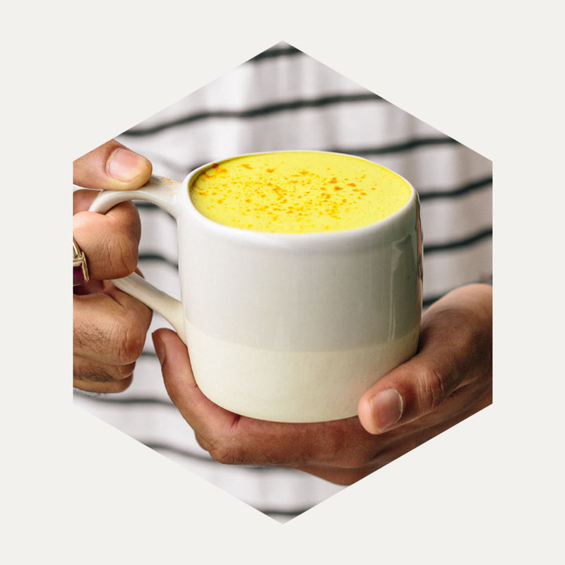 Cup full of melted Bulletproof Grass-Fed Ghee
