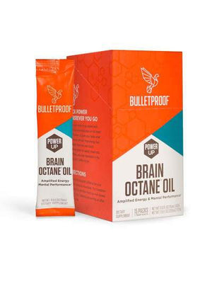 Brain Octane Oil Go Packs