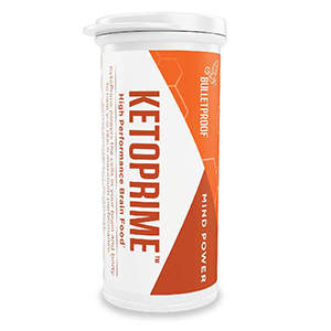 Ketoprime - High Performance Brain Food