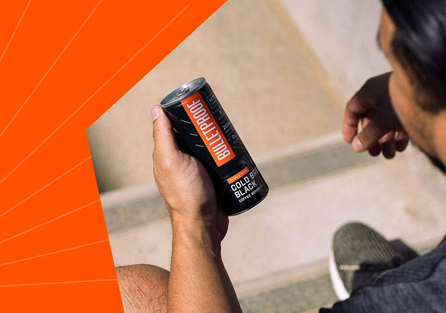 Brewed to Keep Up With You