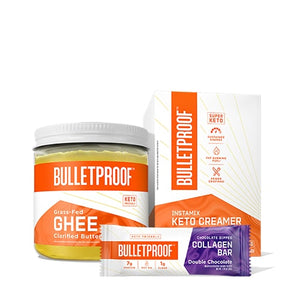 Bulletproof Food & Drink Collection