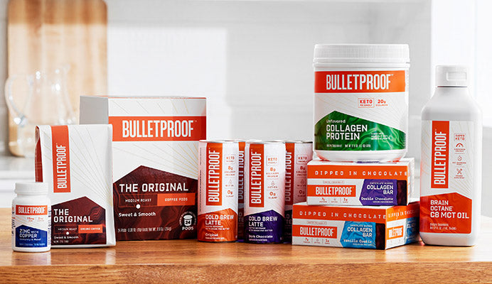 Bulletproof products