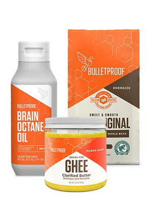 Bulletproof Coffee Bundles