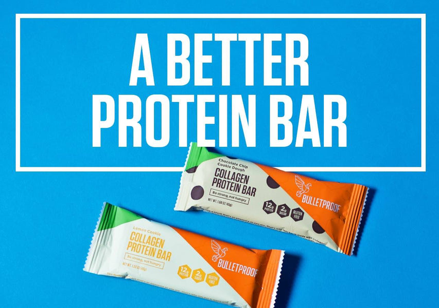 Bulletproof Protein Bars