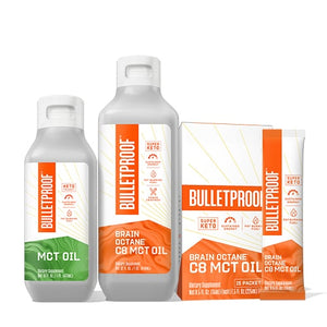 Bulletproof MCT Oils Collection