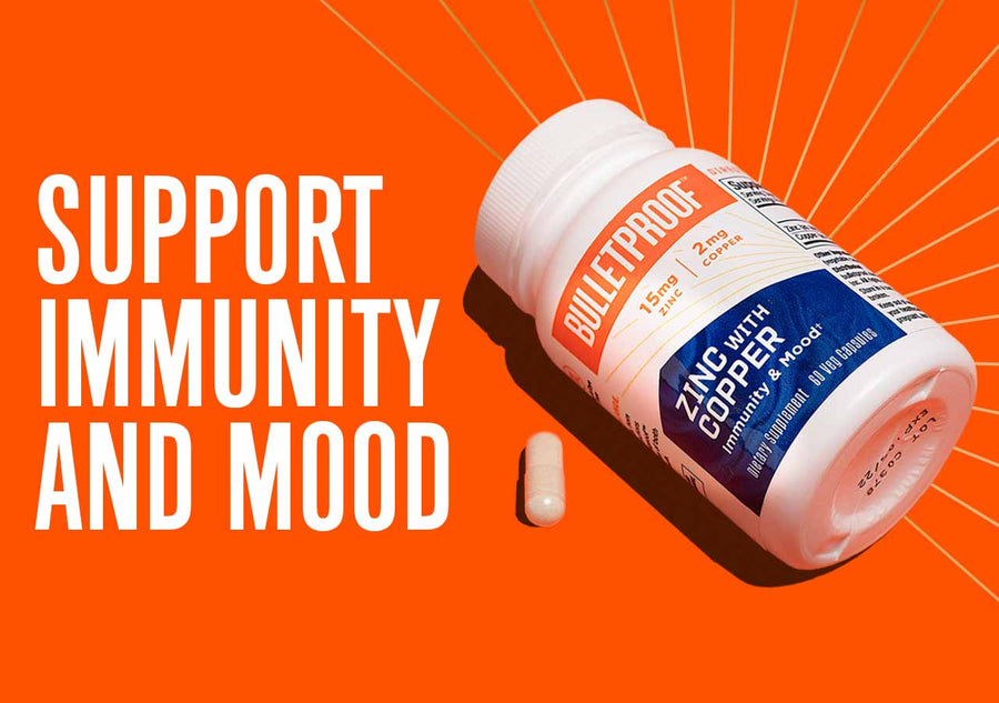 SUPPORT IMMUNITY AND MOOD<sup>†</sup>