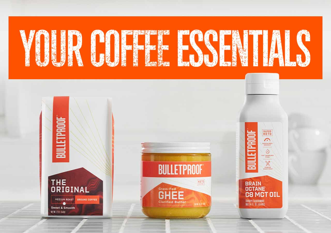 YOUR COFFEE ESSENTIALS