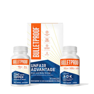 Bulletproof Supplements Collection