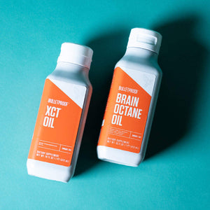 The Difference between Brain Octane Oil and MCT Oil