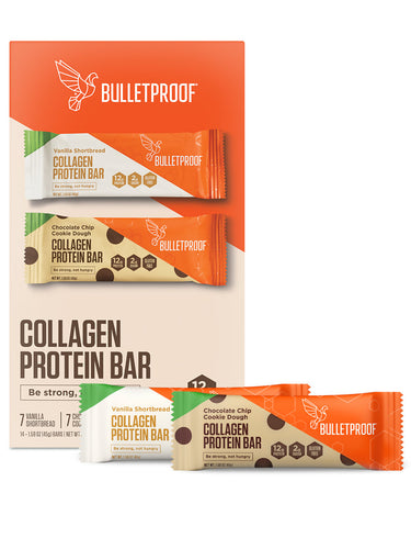 Image: Holiday Collagen Protein Bar Bundle (14 Bars)