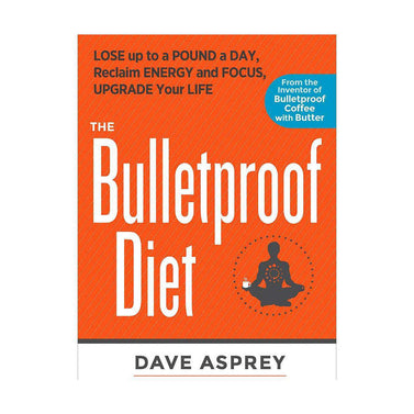 Image: The Bulletproof Diet - Paperback