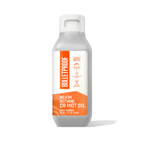Bulletproof Brain Octane Oil - 16 oz