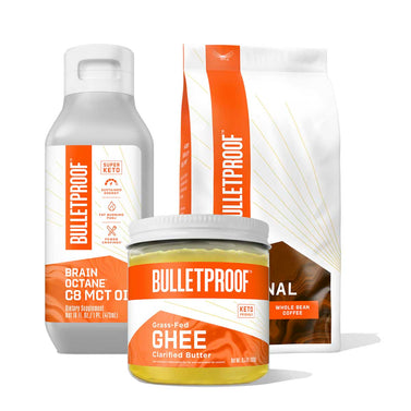 Image: Bulletproof Coffee Kit (Whole Bean)