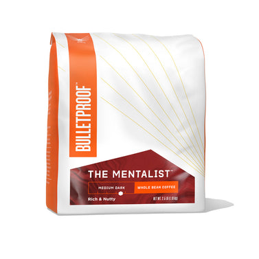 Image: Bulletproof The Mentalist Whole Bean Coffee, 2.5 lb.