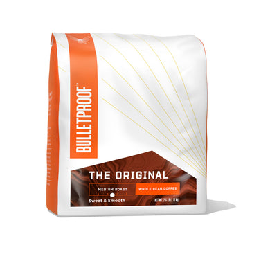 Image: Bulletproof The Original Whole Bean Coffee, 2.5 lb.