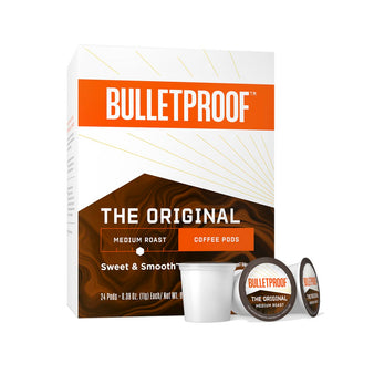 Bulletproof: For a limited time save $5 off $50, $10 off $75, $20 off $100, and $40 off $150+