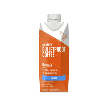 Image: Bulletproof Vanilla Cold Brew - 12ct