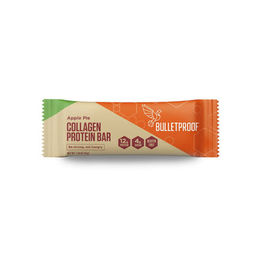 Image: Bulletproof Apple Pie Collagen Protein Bar