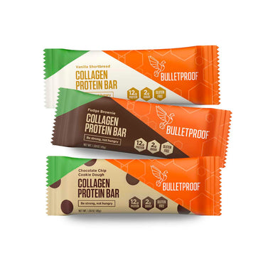 Image: Bulletproof Collagen Protein Bars Sampler