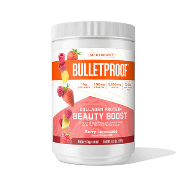 Image: Bulletproof Collagen Protein Beauty Boost - 8.2 oz