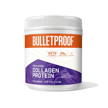 Image: Bulletproof Chocolate Flavored Collagen Protein