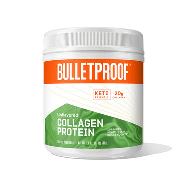 Image: Bulletproof Unflavored Collagen Protein - 17.6 oz