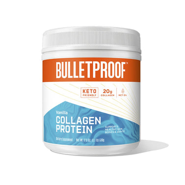 Image: Bulletproof Vanilla Flavored Collagen Protein