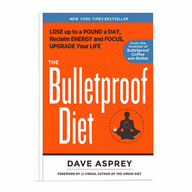 Image: The Bulletproof Diet Book (Hardcover)
