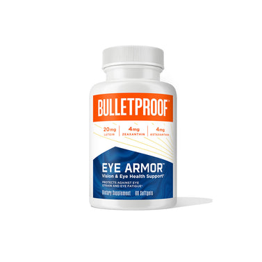 Image: Bulletproof Eye Armor - 60 Ct.