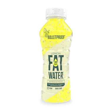 Image: Bulletproof FATwater Lemon 12ct Case