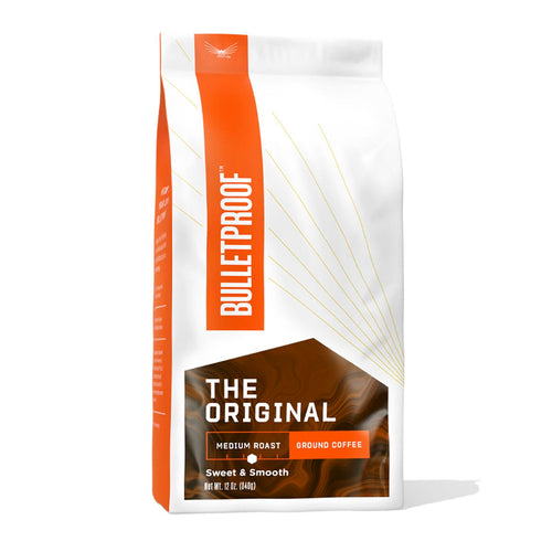 Bulletproof The Original Medium Roast Ground Coffee - 12 oz