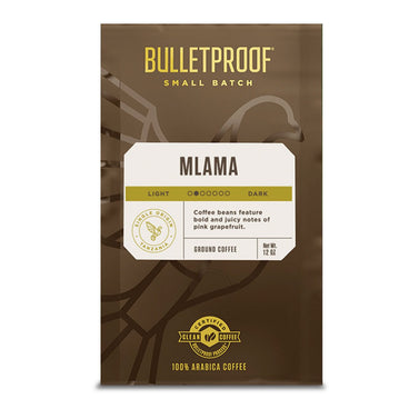 Image: Bulletproof Small Batch Mlama, Tanzania 12 oz Ground Coffee