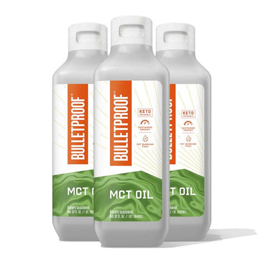 Image: Bulletproof MCT Oil 32oz - 3 pack
