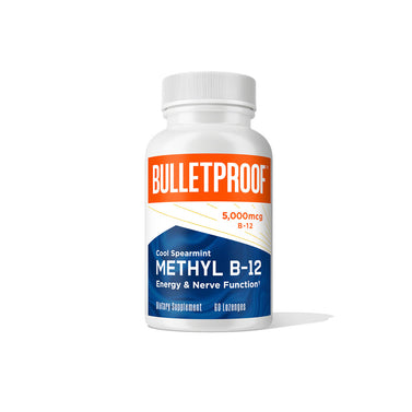 Image: Bulletproof Methyl B-12 - 60 Ct.