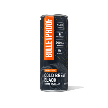 Image: Unsweetened Cold Brew Black