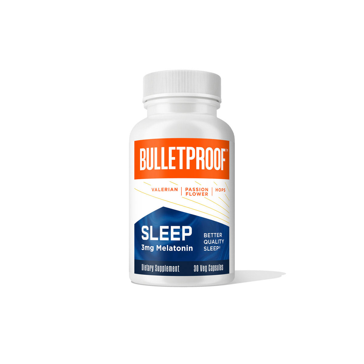 Bulletproof Sleep 3mg Melatonin