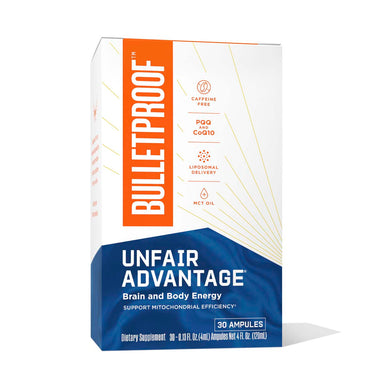 Image: Bulletproof Unfair Advantage