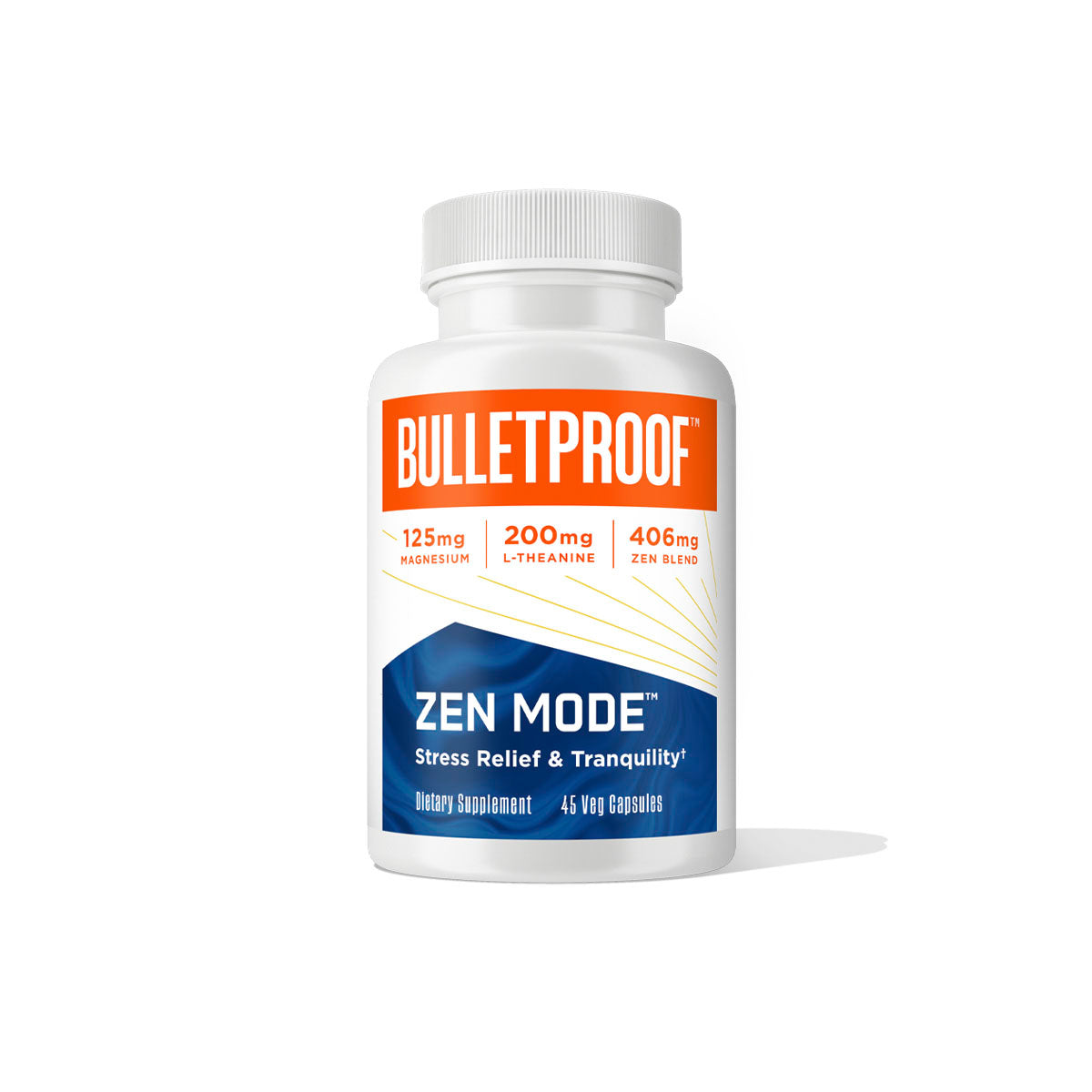 Bulletproof Zen Mode - 45 Ct.