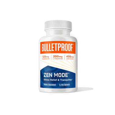 Image: Bulletproof Zen Mode - 45 Ct.