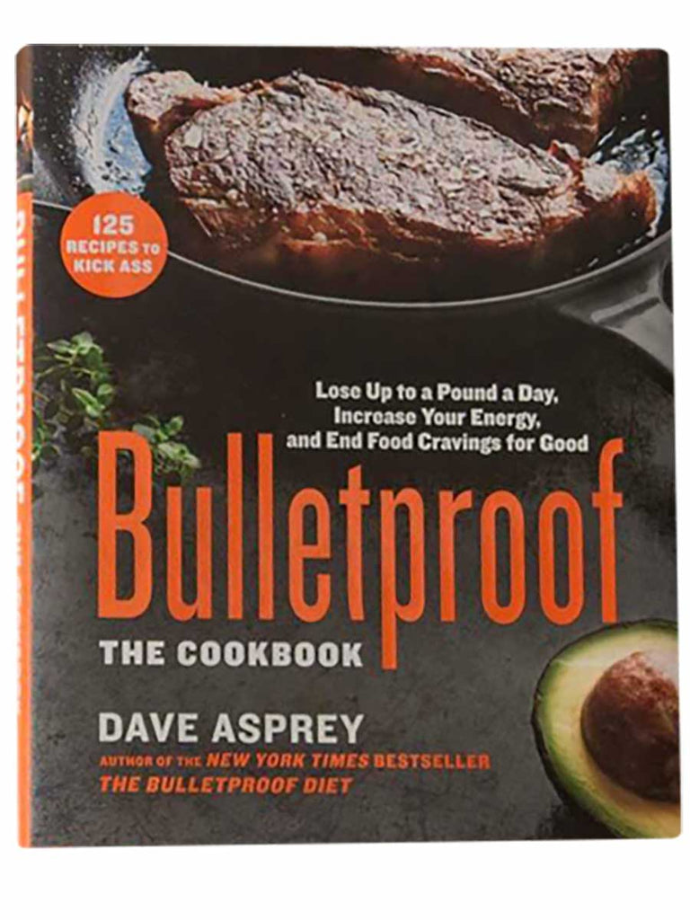 Bulletproof Cookbook Kit