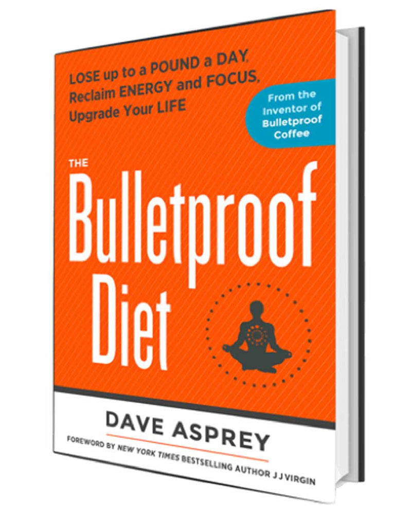 The Bulletproof Diet Book Kit